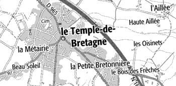 Maison du Temple-de-Bretragne