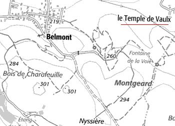 Maison du Temple de Vaulx