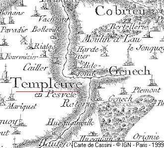 Domaine du Temple de Templeuve