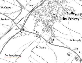 Les Templières de Fontaine-lès-Dijon