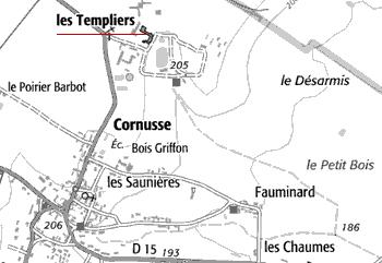Domaine du Temple Les Templiers