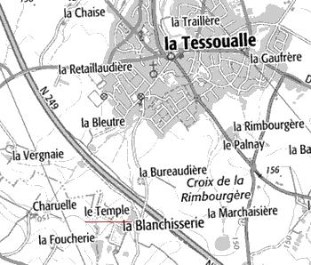 Le Temple de La Tessoualle