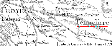 Domaine du Temple de Thennelières