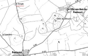 Maison du Temple de Thony