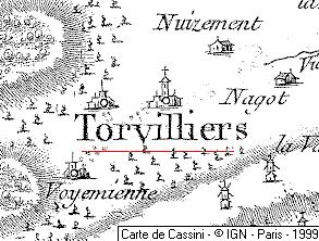 Domaine du Temple de Torvilliers