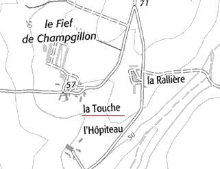 Métairie de La Touche