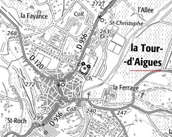 Domaine du Temple de La Tour-d'Aigues