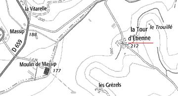 Domaine du Temple La Tour d'Etienne