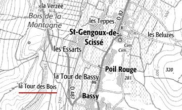Seigneurie de la Tour de Boye