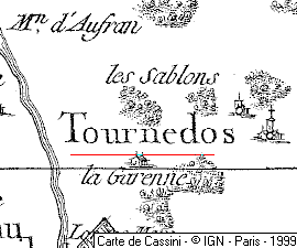 Fief du Temple de Tournedos