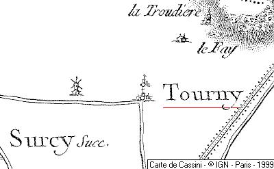 Domaine du Temple de Tourny