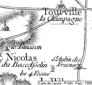 Domaine du Temple de Tourville-la-Campagne