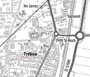 Domaine du Temple à Trébon
