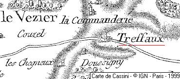 Domaine du Temple de Tréfols
