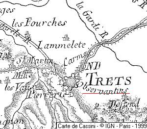 Domaine du Temple à Trets