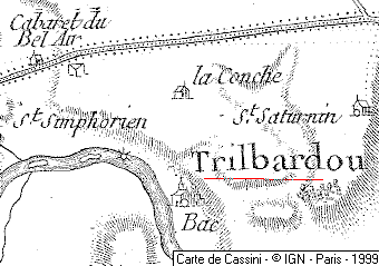 Domaine du Temple de Trilbardou