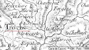 Domaine du Temple de Troche