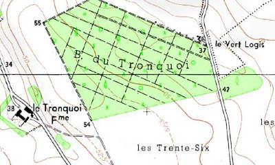 Domaine du Temple de Tronquoi