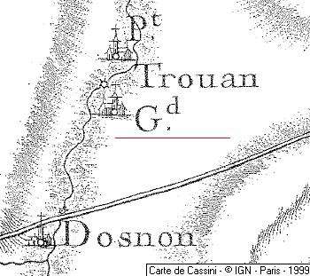 Domaine du Temple de Trouans