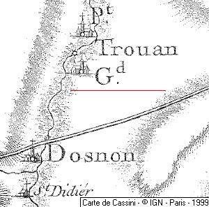 Maison du Temple de Trouans-le-Grand