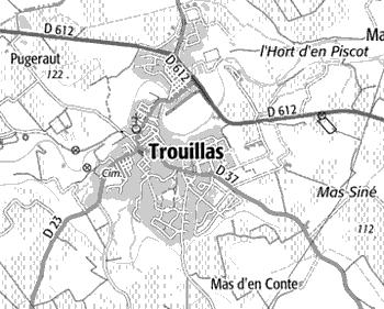 Domaine du Temple de Trouillas