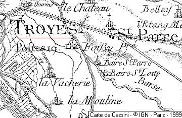 Maison du Temple de Troyes