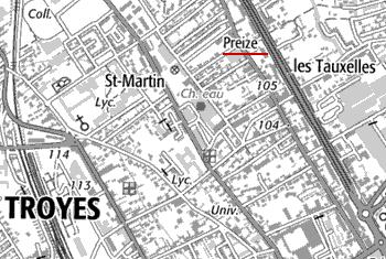 Domaine du Temple de Preize