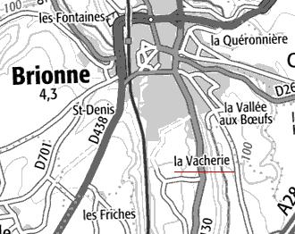Domaine du Temple de La Vacherie