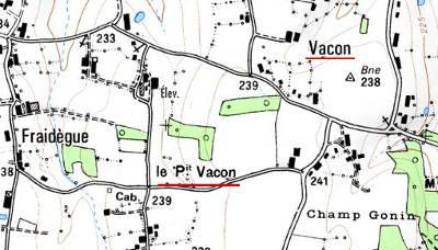 Domaine du Temple de Vacon