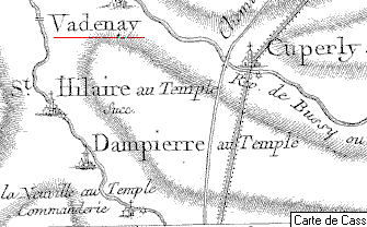 Domaine du Temple de Vadenay
