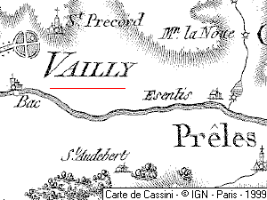 Domaine du Temple de Vailly