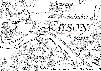 Domaine du Temple de Vaison-la-Romaine