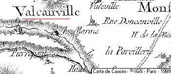 Maison du Temple de Valcanville