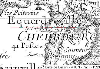 Fief du Temple d'Equeurdreville