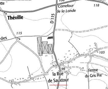 Fief du Temple de Sauxtour
