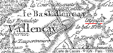 Maison du Temple Le Bas-Bourg de Valencay