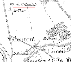 Domaine du Temple de Valenton