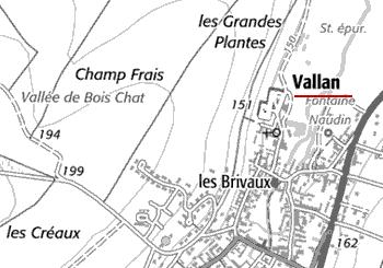 Seigneurie du Temple de Vallan