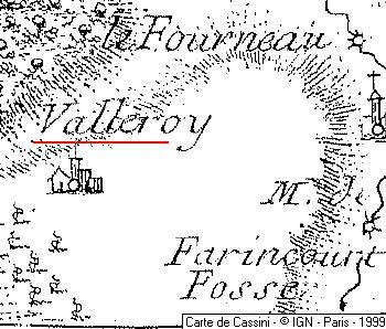 Seigneurie du Temple de Valleroy