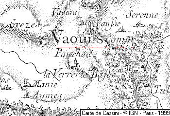 Maison du Temple de Vaour