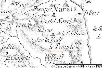 Domaine du Temple du Mont