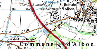 Domaine du Temple d'Albon