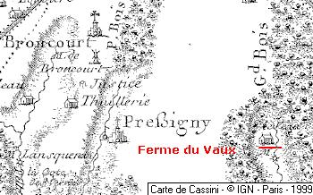 Domaine du Temple de Vaux