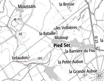 Domaine du Temple de Velaudon