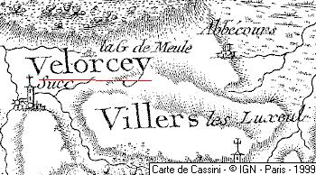 Domaines du Temple de Velorcey