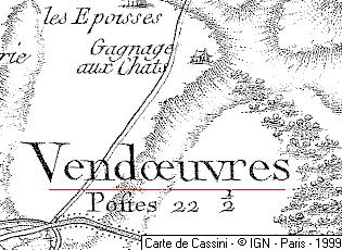 Domaine du Temple de Vendeuvre