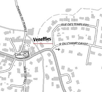 Maison du Temple de Veneffles