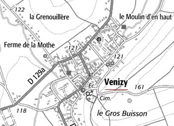 Domaine du Temple de Venizy