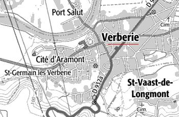 Domaine du Temple de Verberie