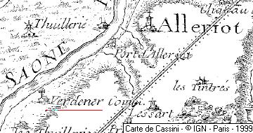 Domaine du  Temple à Verdenay